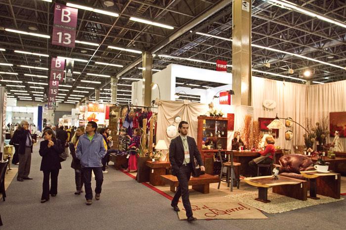 Expo Mueble 2013  Textiles y confeccionados  Dues Textil  México